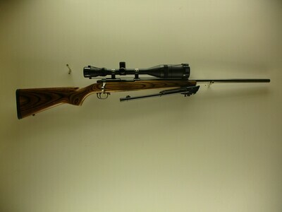 20 Ruger All-Weather mod 77/22 .22 Hornet cal B/A rifle