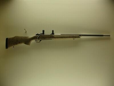 21 Weatherby mod MarkV 223 Rem cal B/A rifle