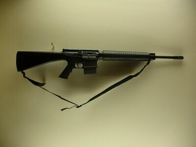 43 Armalite mod AR10 7.62 mm cal - .243 Win semi auto rifle