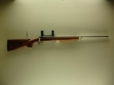 30 Savage mod 12 22-250 Rem cal B/A rifle