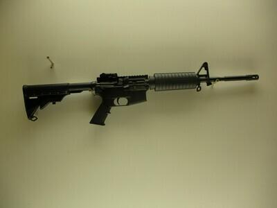 44 CMMG Mod MK9 9mm semi auto rifle