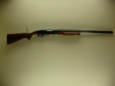 38 Remington-Wingmaster mod 870 12 ga pump shotgun