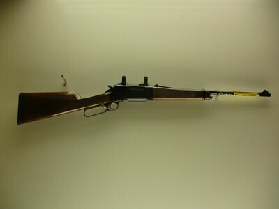 27 Browning mod BLR 223 Rem cal L/A rifle
