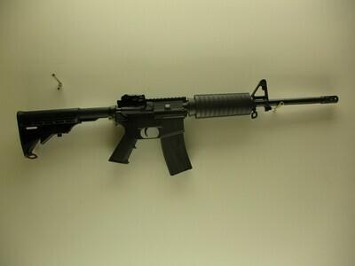 47 CMMG Mod MK-4 300 blackout cal semi auto rifle