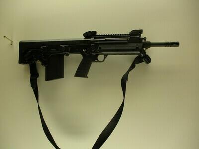 48 KelTec mod RFB semi auto rifle