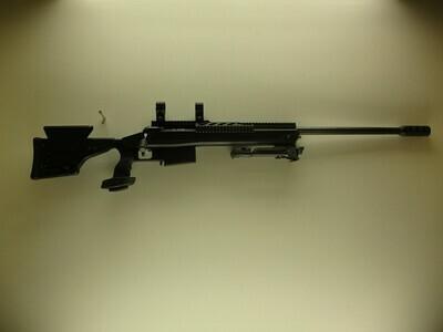 49 Savage Arms mod 110 .338 LV cal B/A rifle