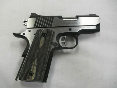 51 Kimber mod Eclipse Ultra II, 5 ACP cal semi auto pistol