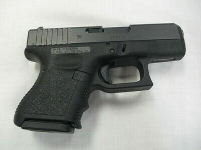 60 Glock mod 27 Austria 40 cal semi auto pistol