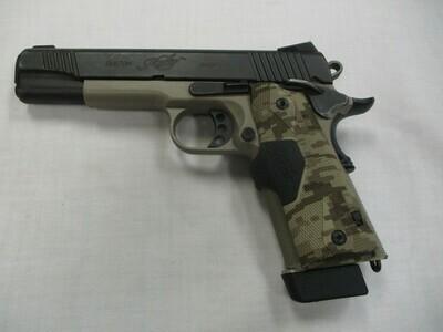 54 Kimber mod Custom Covert 45 ACP cal semi auto pistol
