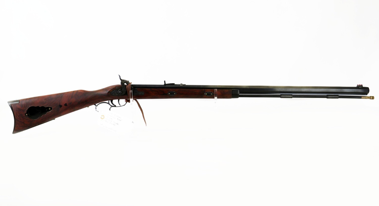 6 CVA Custom Mountain muzzleloader rifle
