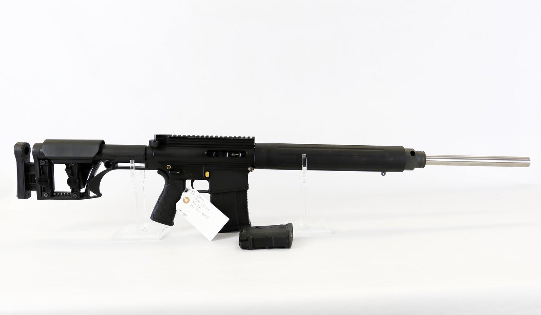 13 DPMS mod LR-308 308 cal semi auto rifle ser# 1388