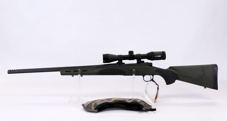 1 Remington mod 700 VTR .223 cal B/A rifle