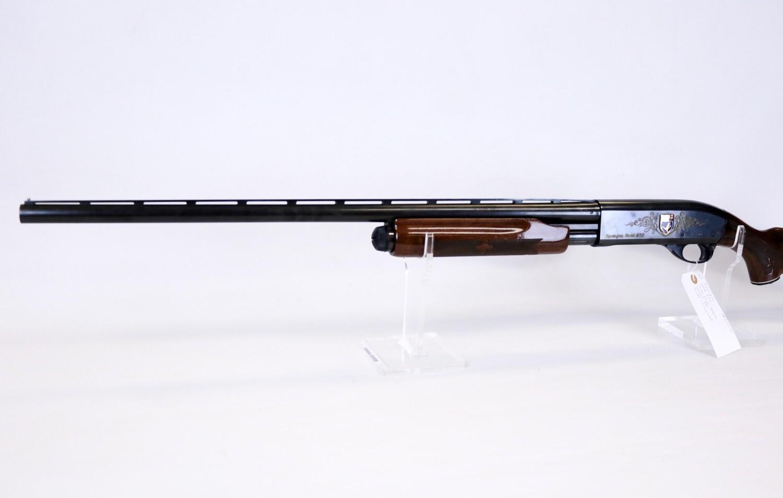 27 Remington mod 870 12 ga pump shotgun vented BBL Ducks Unlimited ser# 8907DV
