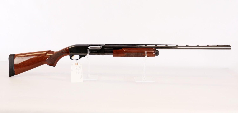 34 Remington Wingmaster mod 870 Light Contour 12 ga pump shotgun 2 �� + 3� chamber vent rib ser# CC40638B