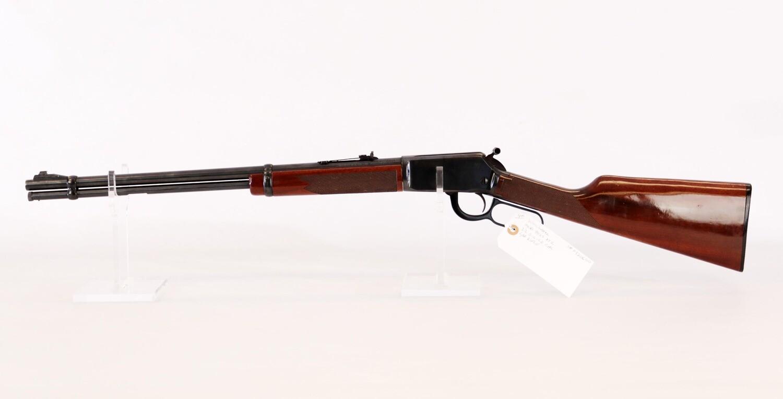 40 Winchester mod 9422 XTR 22 S-L-LR cal L/A rifle ser# F520600