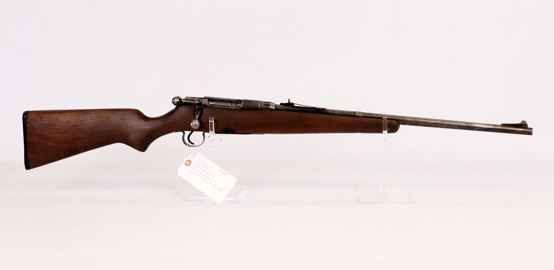 59 Savage mod 340C 30/30 B/A rifle Excellent bore good with Hornady 160 L/A ser# N/A