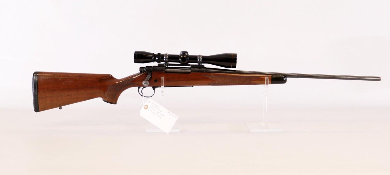 46 Remington mod 700 BLD 280 rem L/A rifle w/Leupold scope ser# L6718113