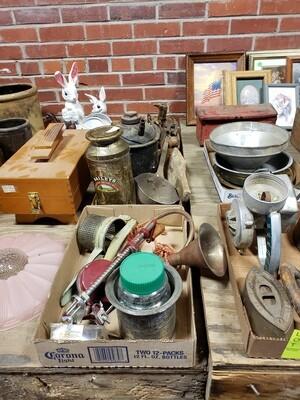 Misc. Vintage Items