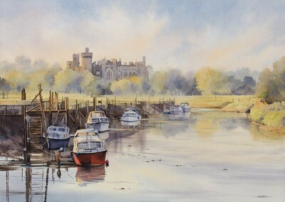 Reflections of Summer, Arundel