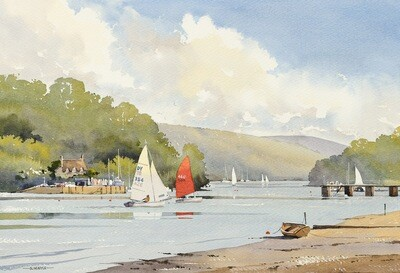Wind in the Sails, Dittisham