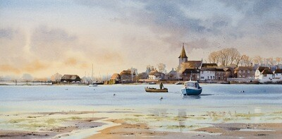 November Light, Bosham