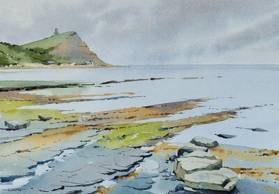 Stormy Light, Kimmeridge