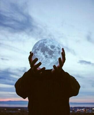 სანათი მთვარე