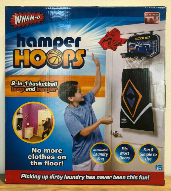Hamper Hoops