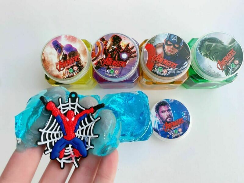 ჟელე Avengers