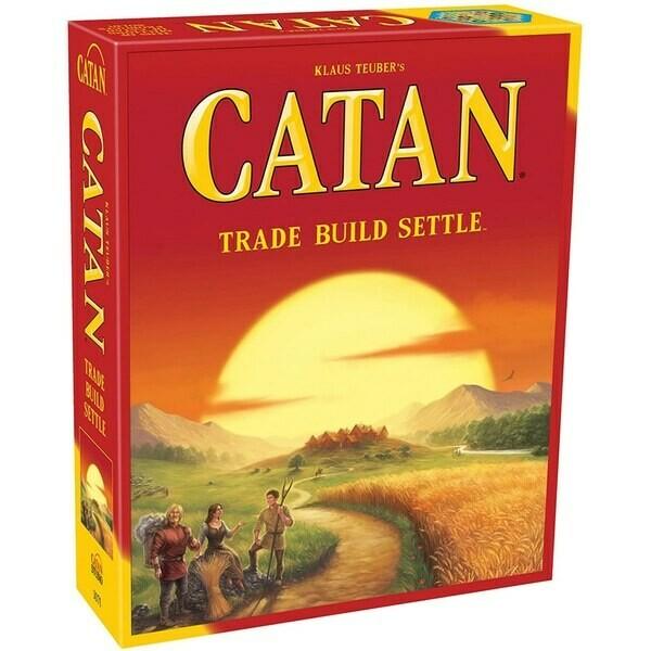 სამაგიდო თამაში - Catan