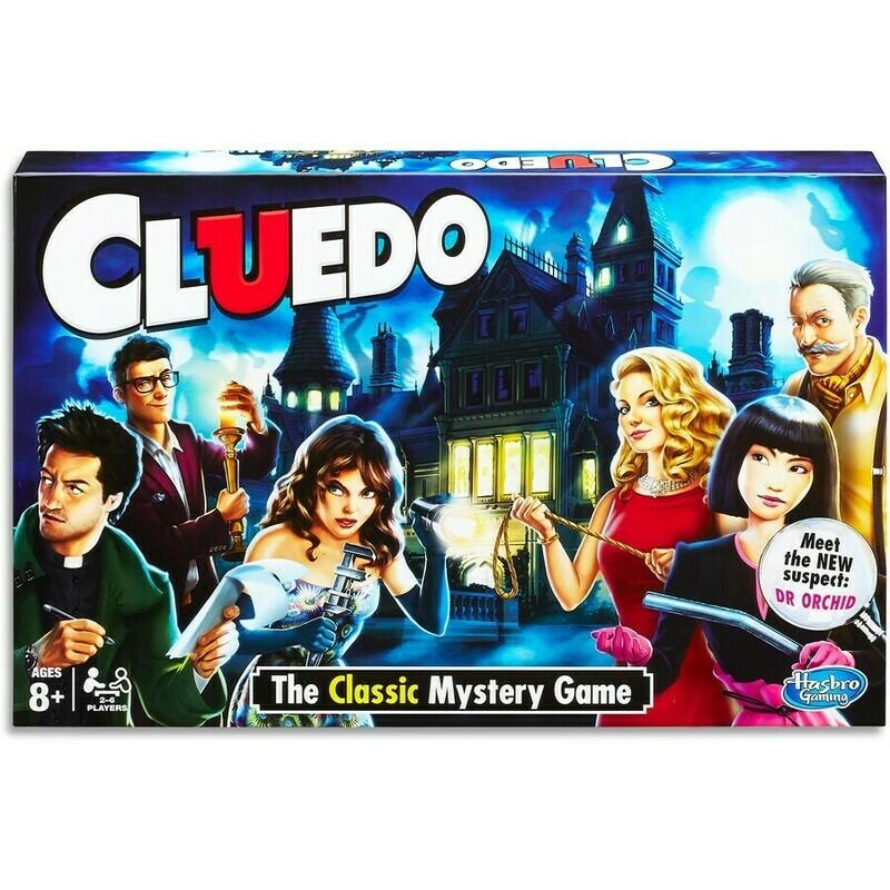 სამაგიდო თამაში - CLUEDO