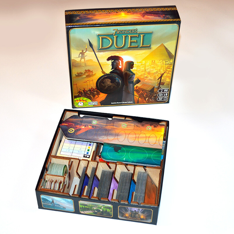 სამაგიდო თამაში - 7Wonders DUEL
