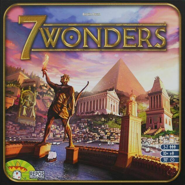 სამაგიდო თამაში - 7Wonders