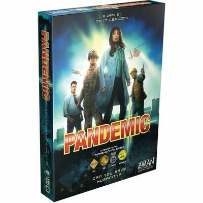 სამაგიდო თამაში - Pandemic