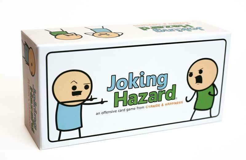 სამაგიდო თამაში - Hazard joking