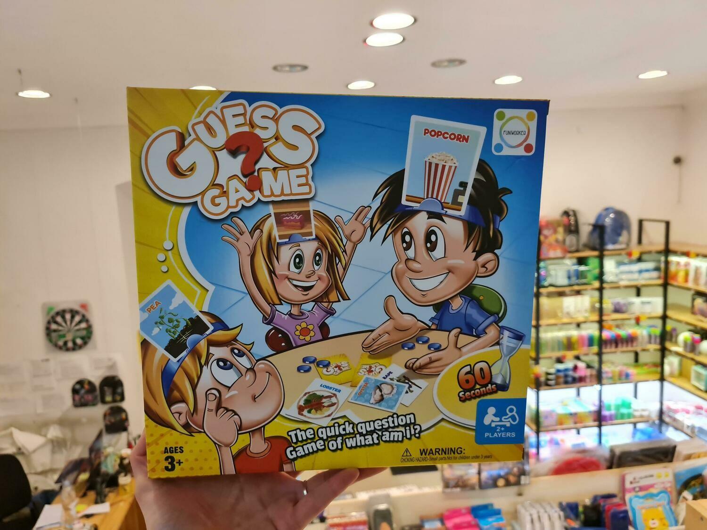 სამაგიდო თამაში - Guess Game