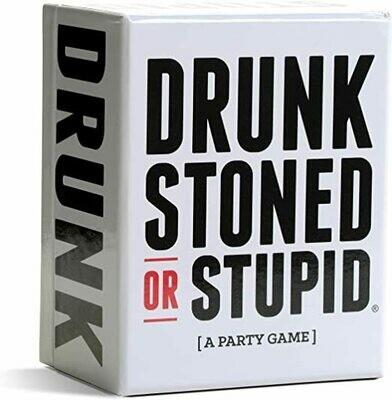 სამაგიდო თამაში - Drunk Stoned Stupid