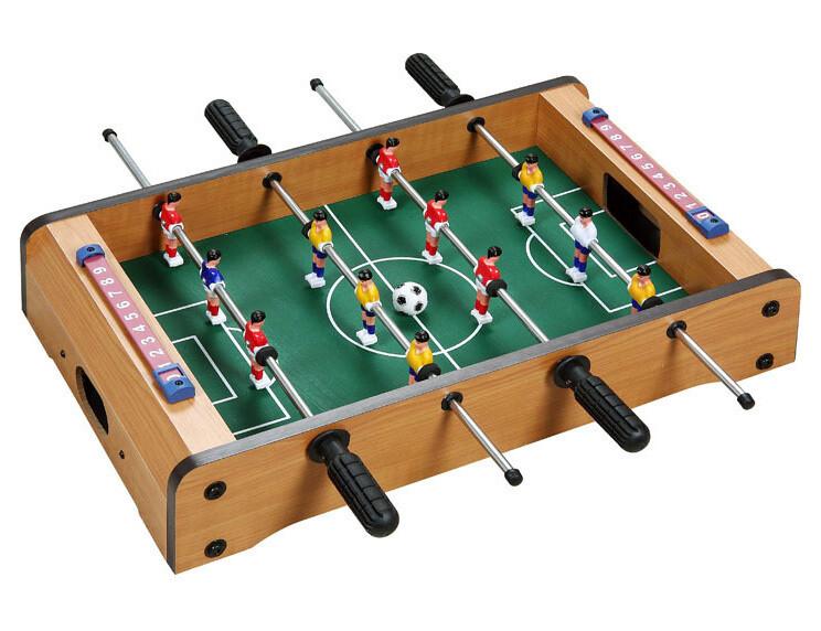 სამაგიდო თამაში - აყირავებული ფეხბურთი