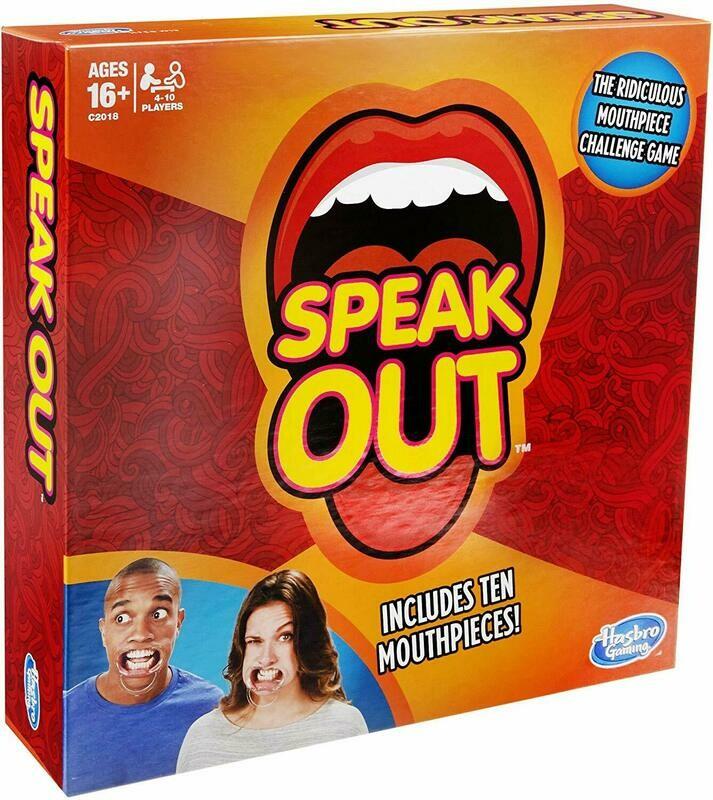 სამაგიდო თამაში - Speak Out