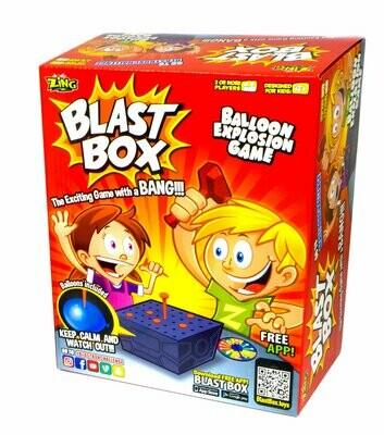 სამაგიდო თამაში - Blast Box