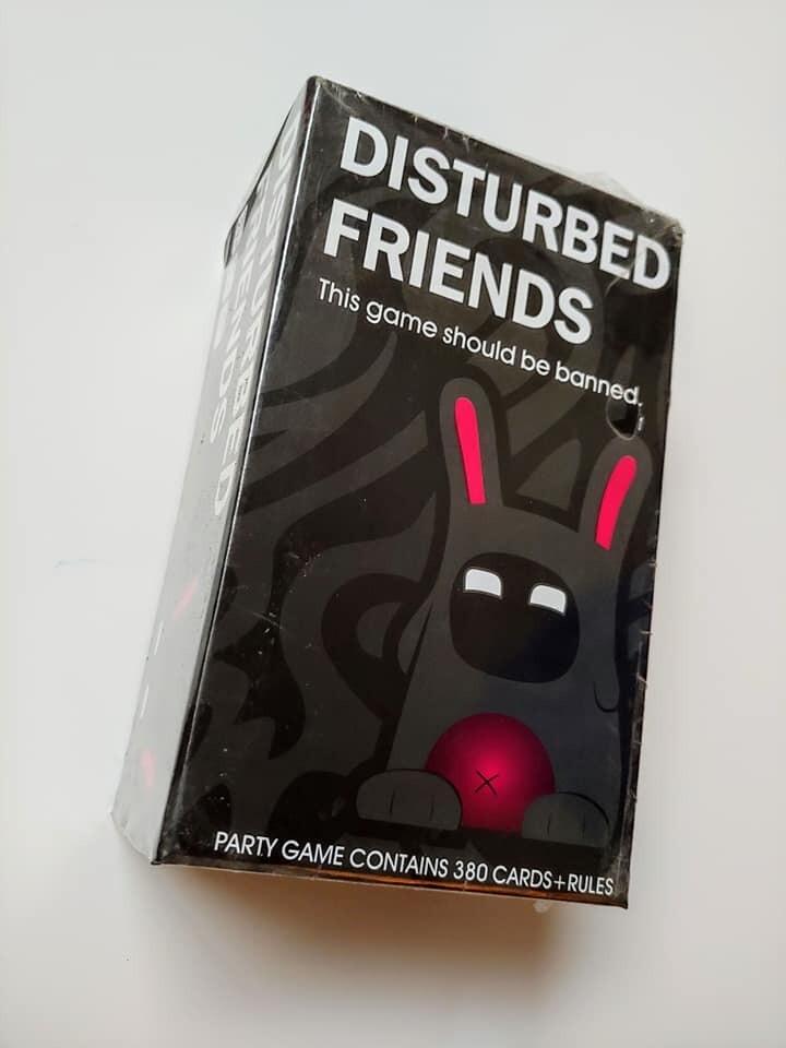 სამაგიდო თამაში - Disturbed Friends