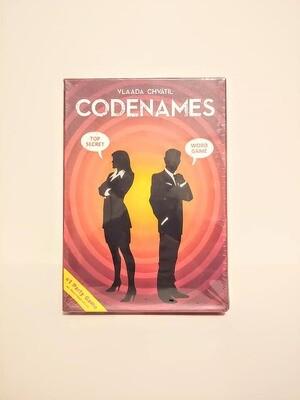 სამაგიდო თამაში - Codenames