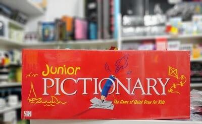 სამაგიდო თამაში - Pictionary