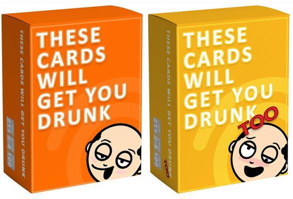 ქარდ გეიმი - These cards will get u drunk