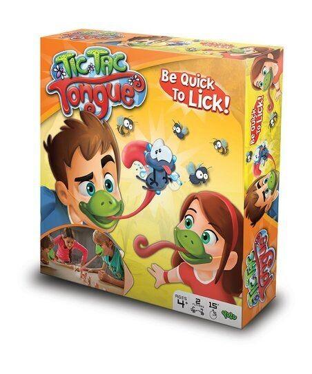 სამაგიდო თამაში - Tic tac tongue