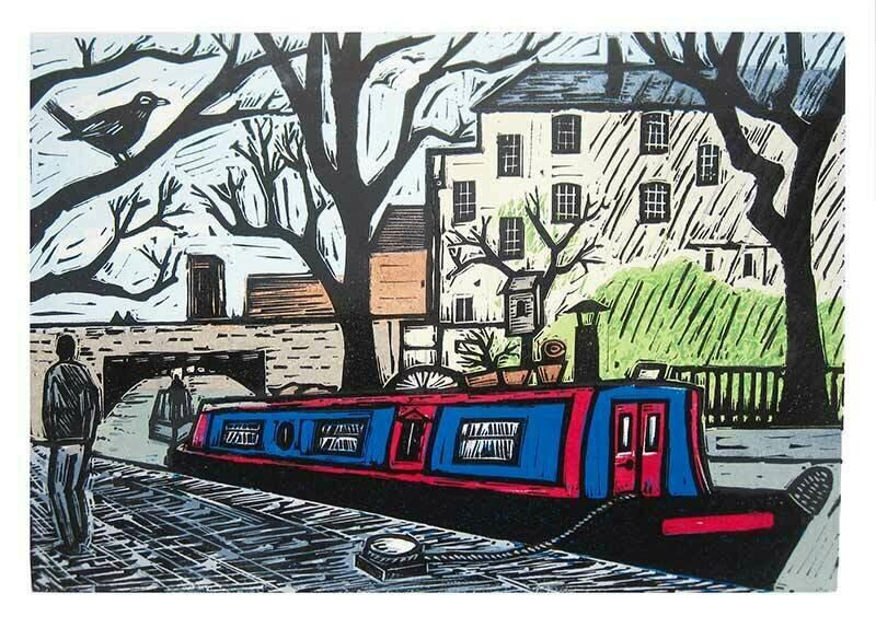Camden Lock (Regents Canal Walk)