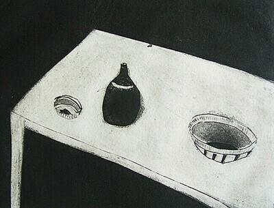 Stripey bowl