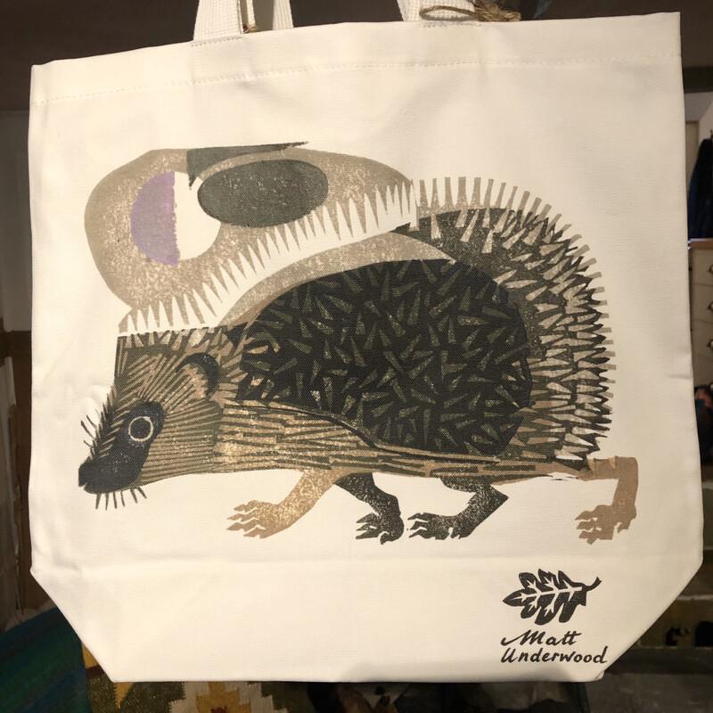 'Night Patrol'Tote Bag