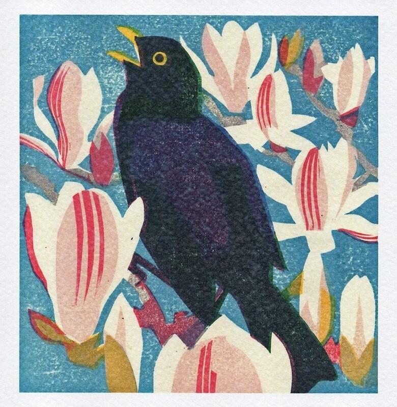 Magnolia - Card