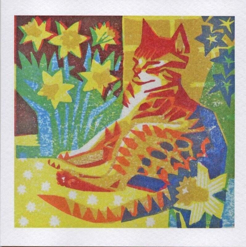 Suntrap Catnap - Card
